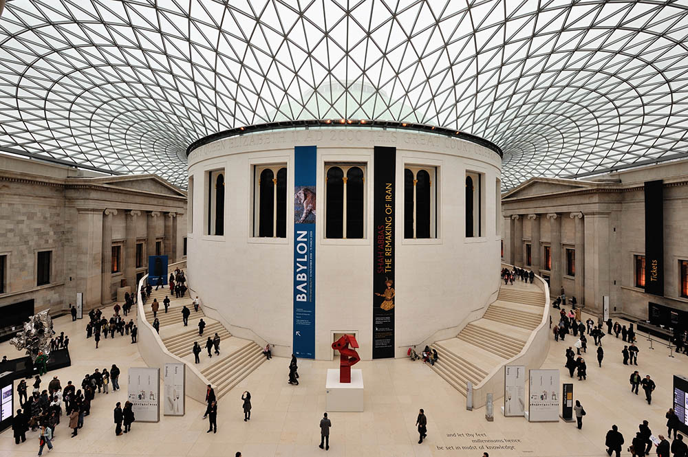 The_British_Museum-London_England