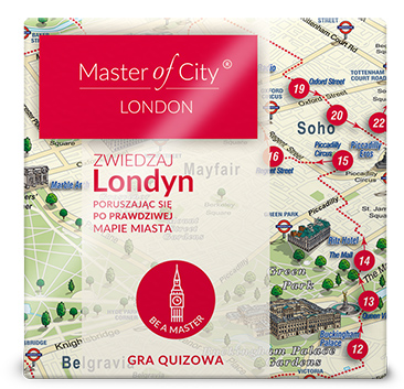 Gra Master of city London